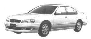 Nissan Cefiro 30 S Touring 1995 г.
