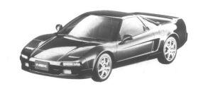 Honda NSX  1995 г.