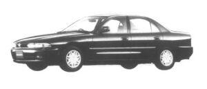 Mitsubishi Galant 1800 16V EXE 1995 г.