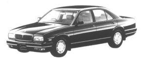 Nissan Cima Touring AV 1995 г.