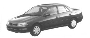 Toyota Carina 1.5SG Color Package 1995 г.