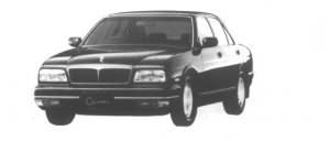Nissan Cima Touring Selection 1995 г.