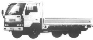 Mazda Titan 2T WIDE&LOW, STANDARD CABIN, LONG BODY 1995 г.