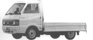 Nissan Vanette Truck 2WD SUPER LOW DX GASOLINE 1995 г.