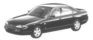 Nissan Skyline 4 door Sedan GTS25 TypeG 1995 г.