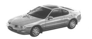 Honda Prelude Si VTEC 1995 г.