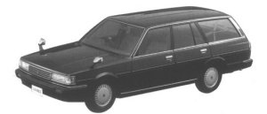 Toyota Mark II VAN 2000 GL 1995 г.