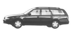 Mazda Capella Wagon 2000 DOHC SV 4WD 1995 г.