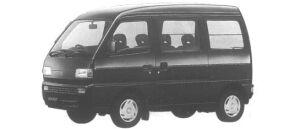 Suzuki Every JOY POP TURBO 1995 г.