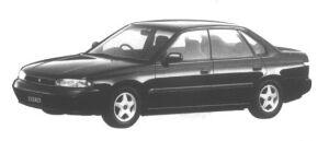Subaru Legacy Touring Sedan 2WD TS 1995 г.