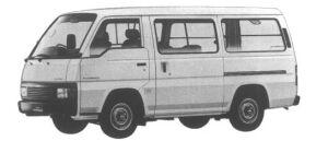 Isuzu Fargo VAN LT STANDARD 3/6-SEATER 1995 г.