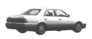 TOYOTA CROWN 1995 г.
