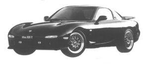 Mazda Efini RX-7 Type RZ 1995 г.