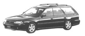 Subaru Legacy Touring Wagon GT 1995 г.