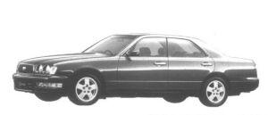 Nissan Gloria V30E Gran Tourismo S 1995 г.