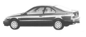 Honda Accord Coupe 2.2Vi 1995 г.