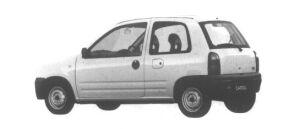 Mazda Carol SG 1995 г.