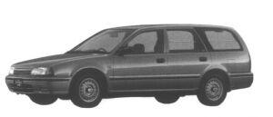Nissan Avenir CARGO 4WD LX-G 1995 г.