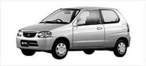 Suzuki Alto 3Doors N-1 2002 г.