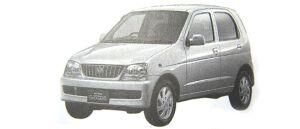 Daihatsu Terios LUCIA 2WD 2002 г.
