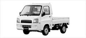 Subaru Sambar Truck TB 2002 г.