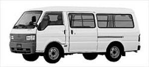Mazda Bongo BRAWNY VAN LOW Floor 2WD LONG BODY DX 2002 г.