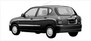 Daihatsu Storia CL Limited  2WD 2002 г.