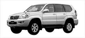"Toyota Land Cruiser Prado TZ ""G Selection"" 3400 Gasoline 2002 г."