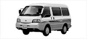 Nissan Vanette VAN 2WD LOW FLOOR HIGH ROOF 4DOOR, VX 2002 г.