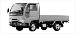 Isuzu Elf 100, 4WD 1t FLAT LOW STANDARD BODY 2002 г.