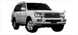 "Toyota Land Cruiser ""100 SERIES"" Wagon VX Limited Gselection 2002 г."