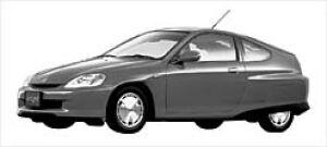 Honda Insight  2002 г.