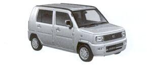 Daihatsu Naked F 2WD 2002 г.