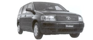 """Toyota Probox WAGON 1.5F 2WD """"Extra Package"""" 2002 г."""
