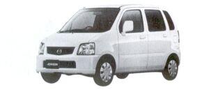 Mazda AZ-Wagon RR-Z 2002 г.