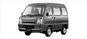 Subaru Sambar VAN VC 2002 г.