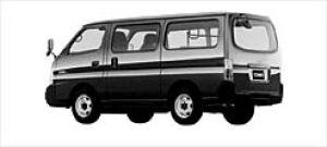 Isuzu Como LONG VAN STANDARD ROOF 2WD LD 2002 г.