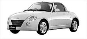 Daihatsu Copen Detachable Top  2WD 2002 г.