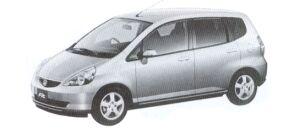 Honda Fit 1.5T 2002 г.