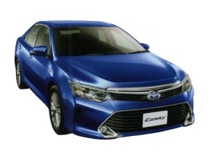 Toyota Camry Hybrid Leather Package 2017 г.