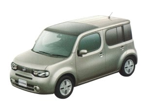 Nissan Cube 15X V Selection 2017 г.