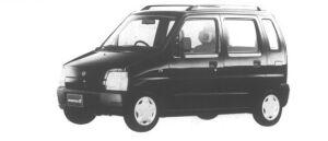 Suzuki Wagon R RX 1994 г.