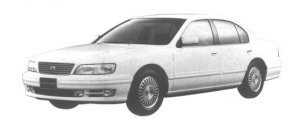Nissan Cefiro 20 EXIMO SRS 1994 г.