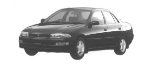 Toyota Carina SEDAN 1800SE SC PACKAGE 1994 г.