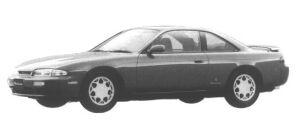 Nissan Silvia Qs TYPE S 1994 г.