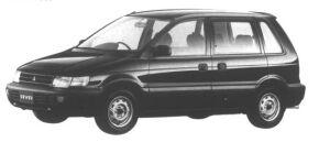 Mitsubishi RVR 2000 S 1994 г.