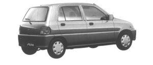 Daihatsu Mira CS 4WD 1994 г.