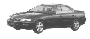 Toyota Corona Exiv 2.0TR-G 1994 г.