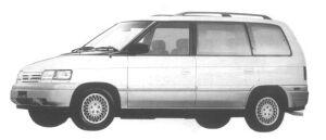Mazda Efini MPV TYPE-R 1994 г.