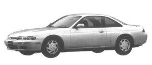 Nissan Silvia Qs 1994 г.